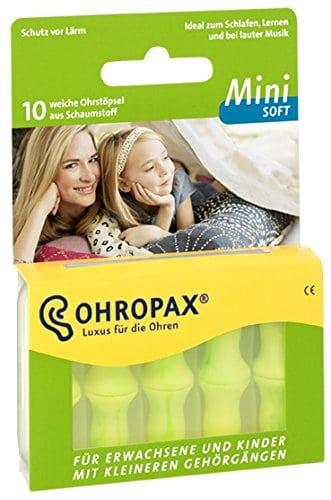 Para-los-odos-ms-pequeos-Tapones-para-los-odos-Ohropax-Mini-Soft-Perfecto-para-nios-y-personas-con-canales-auditivos-ms-pequeos-0